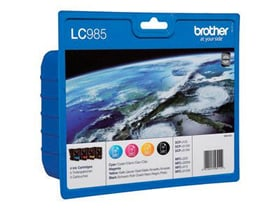 LC-985 VAL Valuepack Cartuccia d'inchiostro Brother 797518300000 N. figura 1