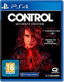 PS4 - Control - Ultimate Edition Box 785300155626 N. figura 1