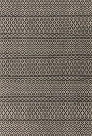 ELVIRA Teppich 412007912020 Farbe schwarz Grösse B: 120.0 cm x T: 170.0 cm Bild Nr. 1