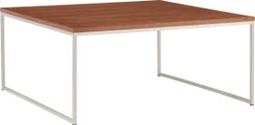 AVO Table basse 402144000000 Dimensions L: 90.0 cm x P: 90.0 cm x H: 41.0 cm Couleur Nussbaum furniert Photo no. 1