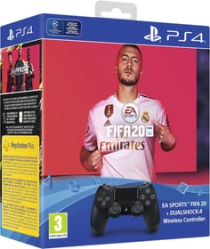 PS4 Dualshock Controller + FIFA 20 Controller Sony 785537300000 N. figura 1