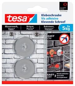 Klebeschraube rund Mauerwerk, 5 kg Klebeschraube Tesa 675235100000 Bild Nr. 1