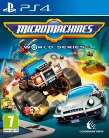 PS4 - Micro Machines World Series Box 785300122319 Photo no. 1