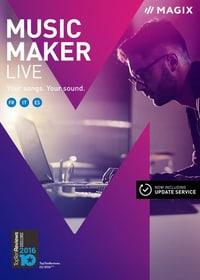 PC Magix Music Maker Live