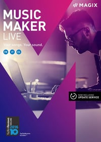 PC Magix Music Maker Live