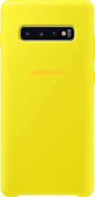 Silicone Cover Yellow Hülle Samsung 785300142476 Bild Nr. 1