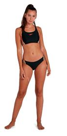 Placement 2 Piece Bikini Speedo 468134303820 Taille 38 Couleur noir Photo no. 1
