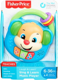 FPV05 Music Player (DE) Lernspiel Fisher-Price 746399790000 Sprache Deutsch Bild Nr. 1