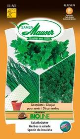 Disco per seminare delle erbe d'insalata bio Sementi di erbe Samen Mauser 650139000000 N. figura 1