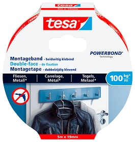 Montageband für Fliesen und Metall Tesa 675092500000 Bild Nr. 1