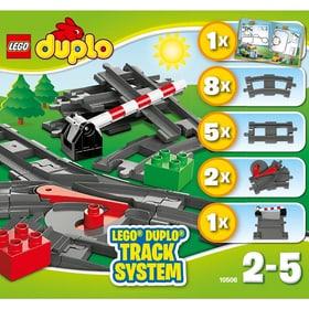 LEGO DUPLO Ensemble d'éléments pour le train 10506