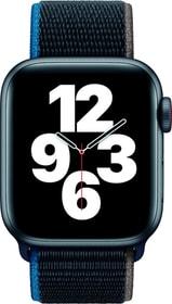 Watch SE LTE 40mm Space Gray Aluminium Charcoal Sport Loop Smartwatch Apple 785300155518 Bild Nr. 1