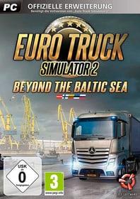 PC - Euro Truck Simulator 2: Beyond the Baltic Sea DLC Pack D Box 785300139043 Bild Nr. 1