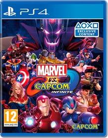 PS4 - Marvel vs Capcom Infinite Box 785300129280 Bild Nr. 1