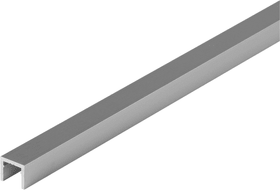 U-Profilo 10 x 11.5 x 1.5 argento 1 m alfer 605019300000 N. figura 1