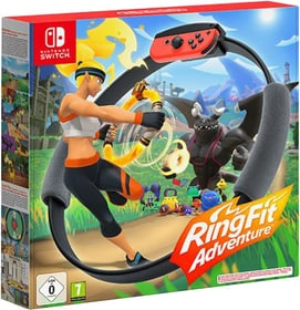 NSW - RingFit Adventure Box Nintendo 785538600000 Photo no. 1