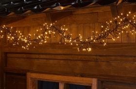 Cluster 400 LED 4 m Büschel-Lichterkette Do it + Garden 613169500000 Bild Nr. 1