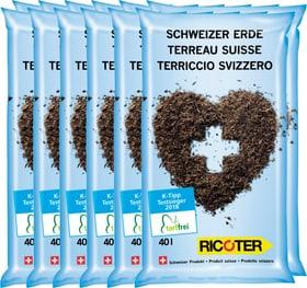 Schweizer Erde, 12 x 40 l Universalerde Ricoter 658116800000 Bild Nr. 1