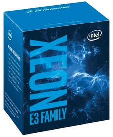 XEON E3-1240V6 3.70GHz Processeur Intel 785300144960 Photo no. 1
