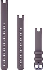 Lily bracelet 14mm silicone baies sauvages avec des parties en violet violet bracelet Garmin 785300158365 Photo no. 1