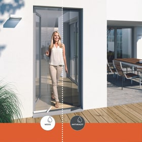 Huisserie pour porte battante Exper,t 125x245 cm, antracite