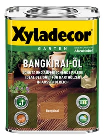 Bangkirai-Oel Bangkirai 750 ml XYLADECOR 661776900000 Bild Nr. 1
