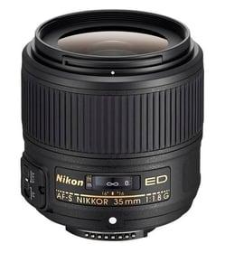 Nikkor AF-S FX 35mm f/1.8G ED Objectif, 3 ans Swiss-Garantie Objectif Nikon 785300125545 Photo no. 1