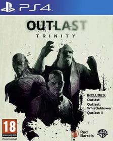PS4 - Outlast Trinity Box 785300122219 Photo no. 1