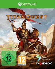 Xbox One - Titan Quest E/F Box 785300132007 N. figura 1