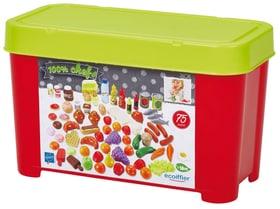 Boîte avec des aliment (FR) Jeux de rôle ecoiffier 747346390100 Photo no. 1
