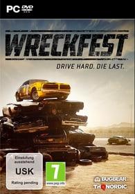 PC - Wreckfest Box 785300138637 Langue Français, Italien Plate-forme PC Photo no. 1