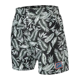 "Dream Fuse Vintage Printed 16"" Watershort"