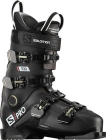 S/Pro 100 Herren-Skischuh Salomon 495468728520 Farbe schwarz Grösse 28.5 Bild-Nr. 1