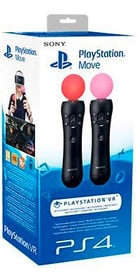 PS4 Move Motion Controller (Twin Pack) Controller Sony 798070600000 Bild Nr. 1