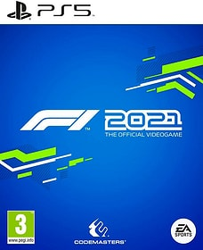 PS5 - F1 2021 Box 785300159575 Photo no. 1
