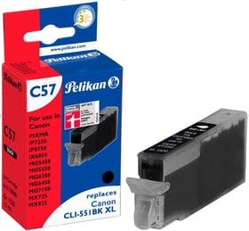C57  schwarz Tintenpatrone Pelikan 785300123290 Bild Nr. 1
