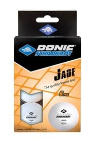 Jade Poly 40+ 6Stk. Tischtennisball Schildkröt 491643800000 Bild Nr. 1