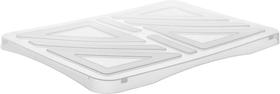 Deckel zu Systembox 60l, Kunststoff (PP) BPA-frei, transparent, A3 Deckel Rotho 603479800000 Bild Nr. 1