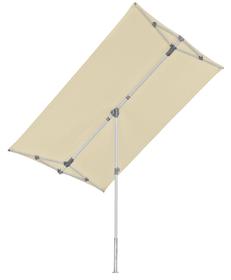FLEX ROOF 210 x 150 cm Ombrellone Suncomfort by Glatz 753158000004 Colore del rivestimento Écru N. figura 1