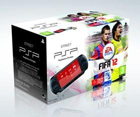 Sony PSP Street Bundle black + FIFA 12 DFI Sony 78541180000012 Bild Nr. 1