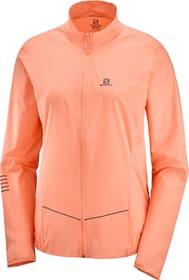 Sense Jacket Veste pour femme Salomon 470423400336 Couleur orange clair Taille S Photo no. 1