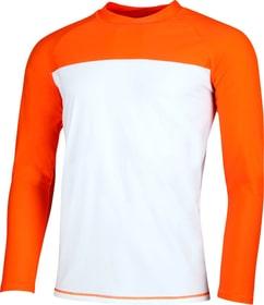 Shirt UVP pour homme Extend 463169600434 Taille M Couleur orange Photo no. 1