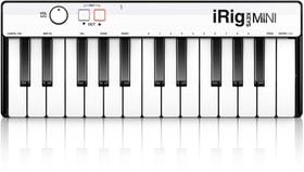 iRig Keys Mini MIDI Keyboard Controller IK Multimedia 785300153233 Bild Nr. 1