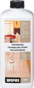 Feinsteinzeug Reiniger Konzentrat Steinreiniger + Fliesenreiniger Wepos 661451200000 Bild Nr. 1
