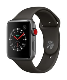 Watch Series 3 GPS/LTE 42mm spacegray/gray