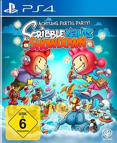 PS4 - Scribblenauts Showdown (D/F) Box 785300132259 Bild Nr. 1