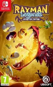 Switch - Rayman Legends - Definitive Edition Box 785300128775 Photo no. 1