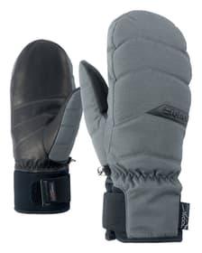 Gants de ski pour femme KOMILLA AS® AW MITTEN LADY Ziener 496485407080 Couleur gris Taille 7 Photo no. 1