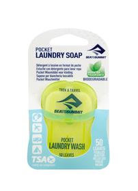 Pocket Loundry Wash Kleiderwaschmittel Seifenblätter Sea To Summit 470685400000 Bild-Nr. 1