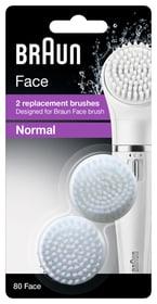brosse de rechange Face normale